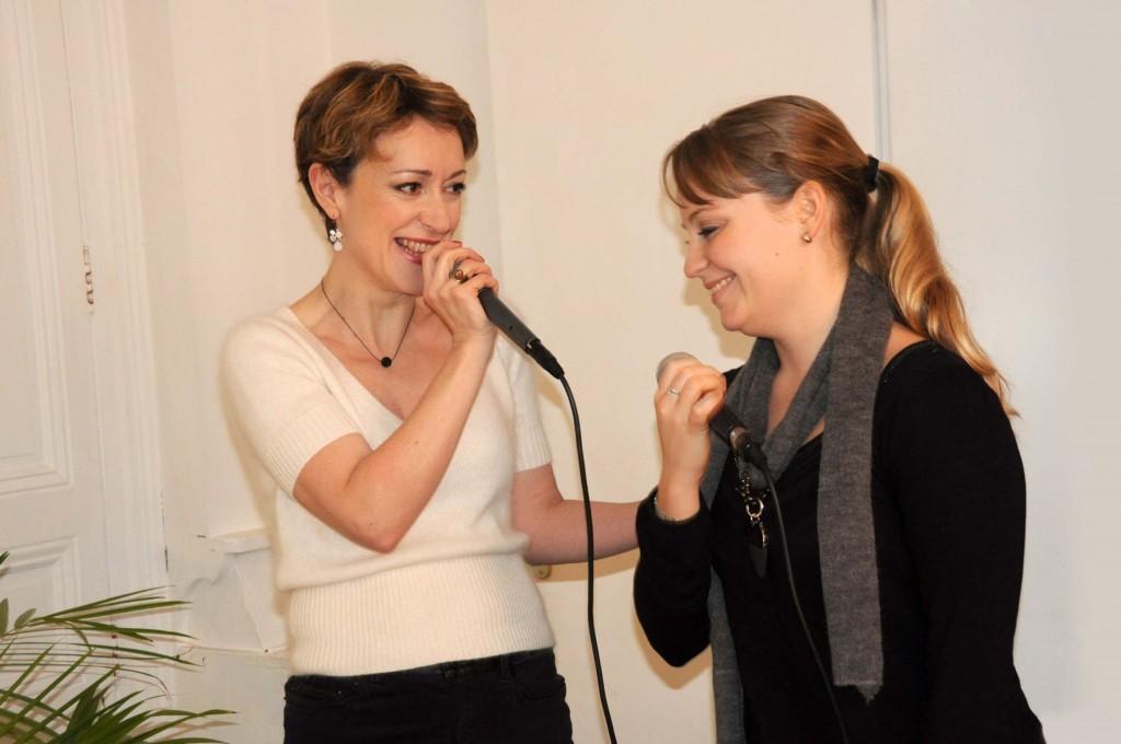 Les cartes de cours offrent une sensibilisation à la technique vocale
