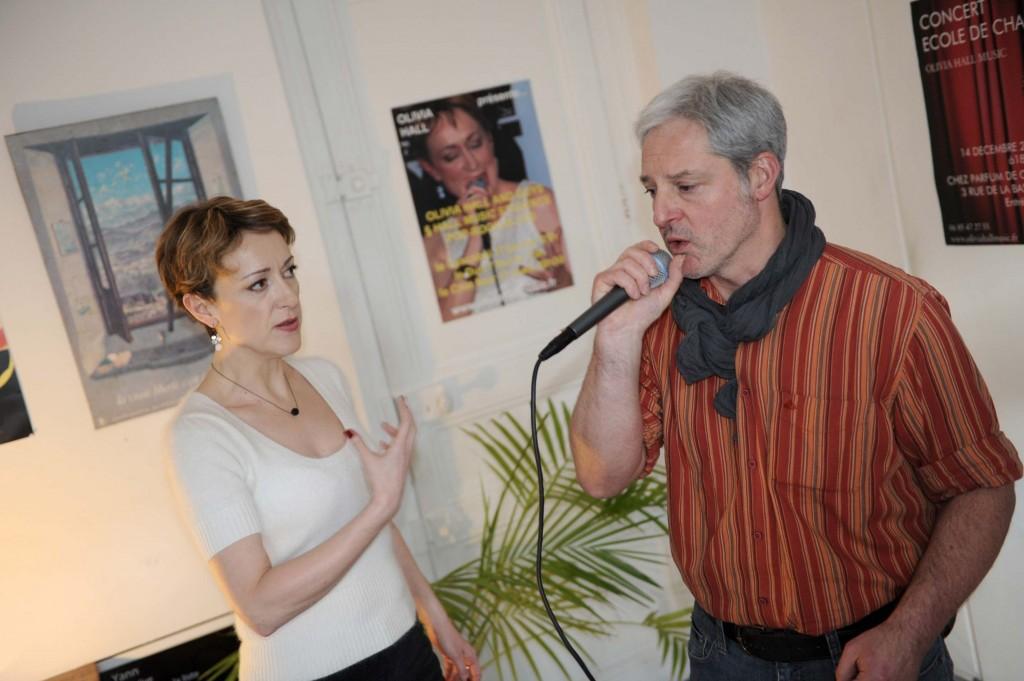 Les stages individuels intensifs concentrent les cours de chant sur une courte période, une semaine ou quinze jours par exemple