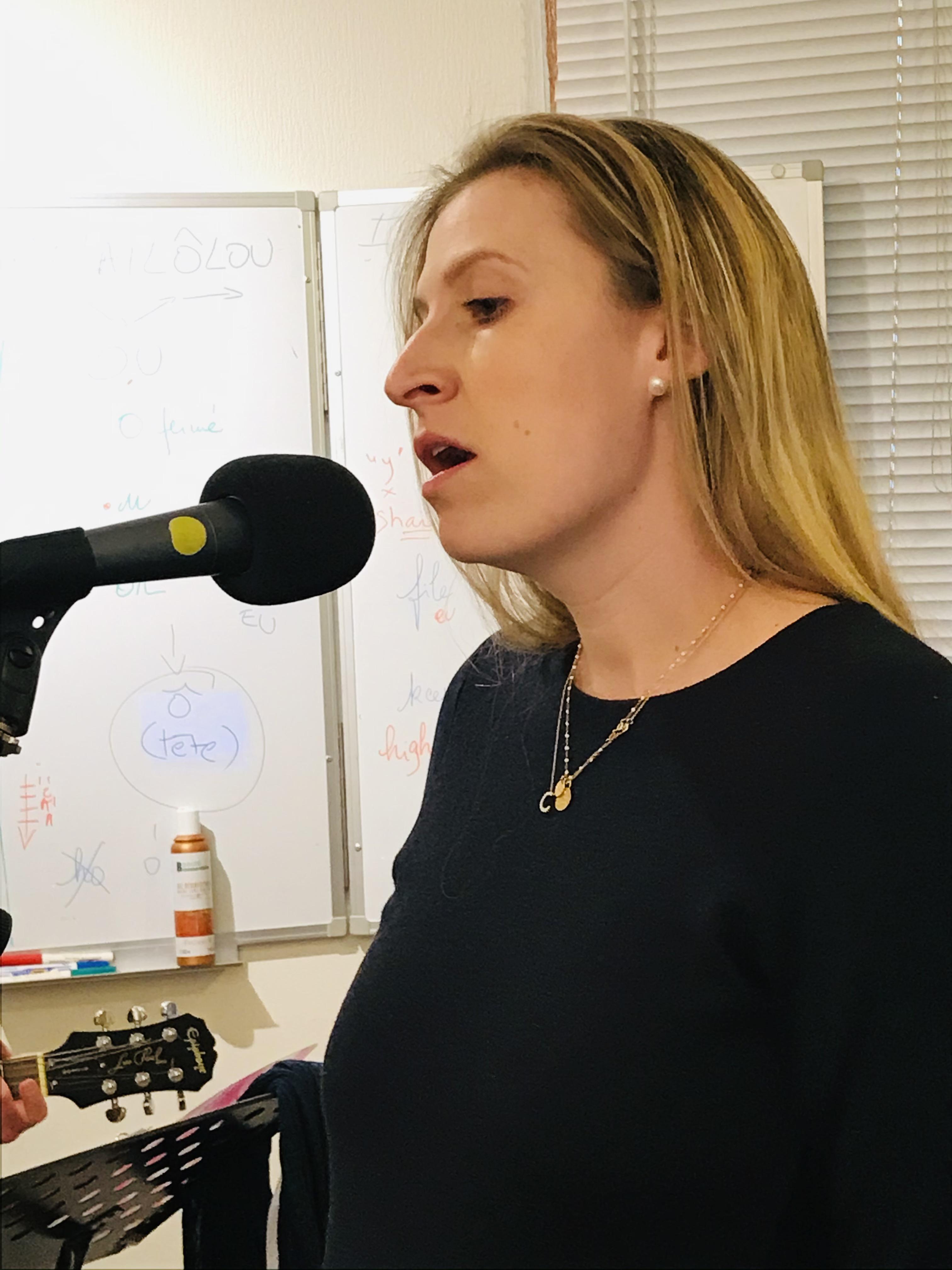 Apprendre à chanter est un véritable plaisir !